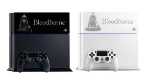 PlayStation 4 Bloodborne Edition